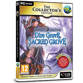 Mystery Case Files: Dire Grove, Sacred Grove - Collector's Edition (PC)