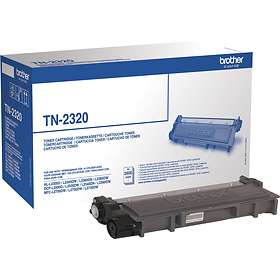 Brother TN-2320 (Svart)