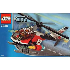 LEGO City 7238 Fire Helicopter