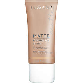 Lumene Oil Free Matte Full Coverage Foundation 30ml