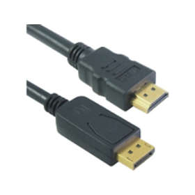 M-CAB HDMI - DisplayPort 5m