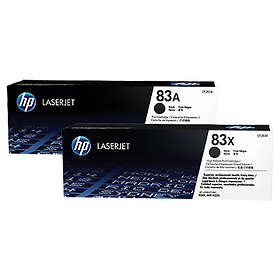 HP 83A (Black) 2-pack