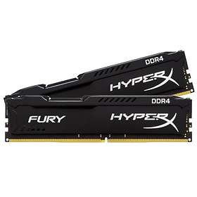 Kingston HyperX Fury Black DDR4 2133MHz 2x8GB (HX421C14FBK2/16)