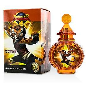 DreamWorks Kung Fu Panda Tigress edt 50ml