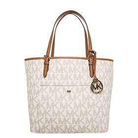 Michael Kors Jet Set Logo Large Tote Bag