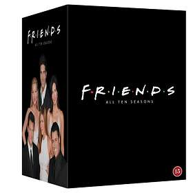Friends - Seasons 1-10