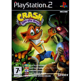 Crash Bandicoot: Mind over Mutant (PS2)