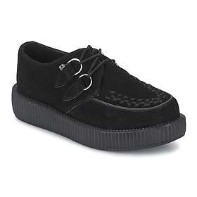 TUK Shoes Suede Low Sole Creeper (Unisex)