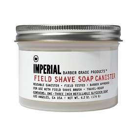 Imperial Barber Products Field Shaving Soap Canister 176g
