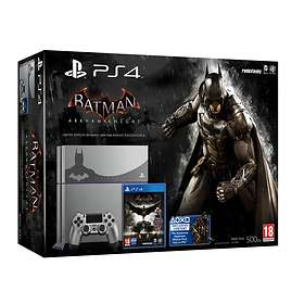 Sony PlayStation 4 500GB (incl. Batman: Arkham Knight) - Limited Edition