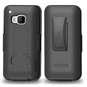 Amzer Shellster with Kickstand for HTC One M9