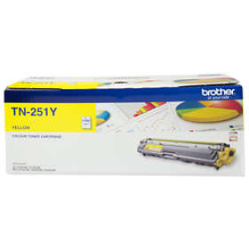 Brother TN-251Y (Yellow)