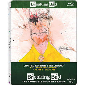 Breaking Bad - Season 4 - Limited Edition SteelBook