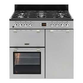Leisure Cookmaster 90 Dual Fuel (Stainless Steel)