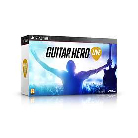 Guitar Hero Live (incl. Guitar) (PS3)