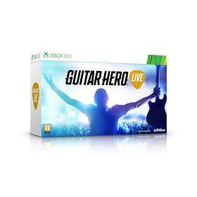 Guitar Hero Live (incl. Guitar) (Xbox 360)
