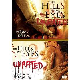 The Hills Have Eyes 1 & 2 - Unrated Doublepack