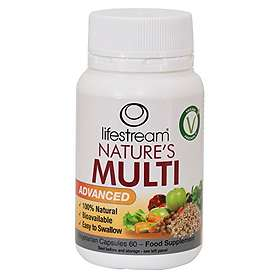 LifeStream Nature's Multi Advanced 60 Capsules