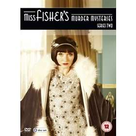Miss Fisher's Murder Mysteries - Series 2 (UK)