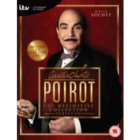 Poirot - The Definitive Collection - Series 1-13