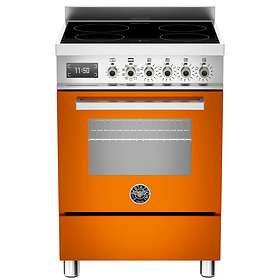 Bertazzoni Professional Series PRO60 4I MFE S AR T (Orange)
