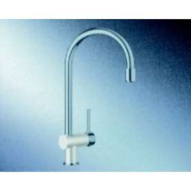 Blanco Filo S Kitchen Mixer Tap 512754 (White/Stål)