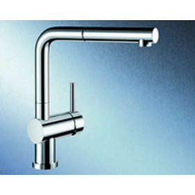 Blanco Linus S F Kitchen Mixer Tap 514023 (Chrome)