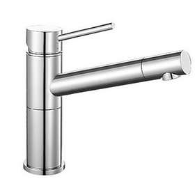 Blanco Alta F Compact Kitchen Mixer Tap 518412 (Chrome)