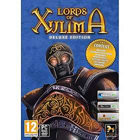 Lords of Xulima - Deluxe Edition (PC)