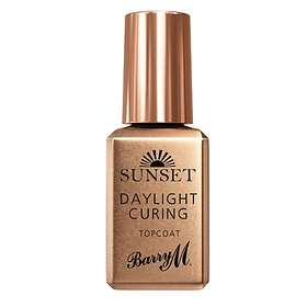 Barry M Sunset Daylight Curing Top Coat 10ml