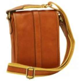 Old Angler Soft Calfskin Leather Satchel Small Bag