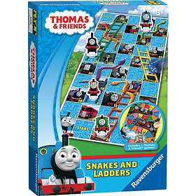 Thomas & Friends: Snakes and Ladders