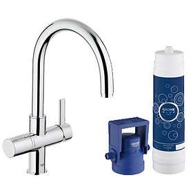Grohe Blue Pure Kitchen Mixer Tap 33249001 (Chrome)