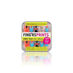 Fing'rs Prints Press-On False Nails 24-pack
