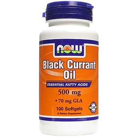 Now Foods Black Currant Oil 500mg 100 Capsules