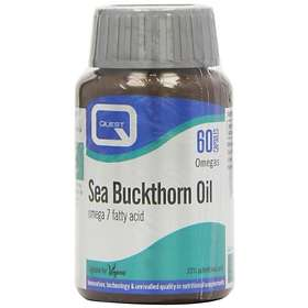 Quest Vitamins Sea Buckthorn Oil 60 Kapslar