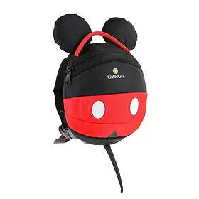 LittleLife Disney Mickey Mouse Toddler Backpack With Rein (Jr)
