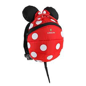 LittleLife Disney Minnie Mouse Toddler Backpack With Rein (Jr)
