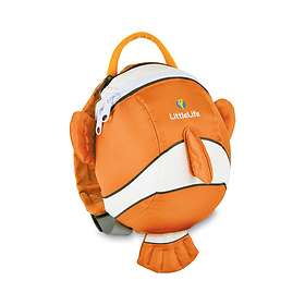 LittleLife Clownfish Toddler Backpack With Rein (Jr)