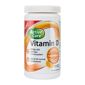 Active Care Vitamin D 90 Tabletter