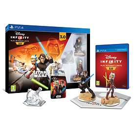 Disney Infinity 3.0: Star Wars - Starter Pack Nordic Edition (PS4)