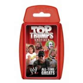 Top Trumps WWE All Time Legends