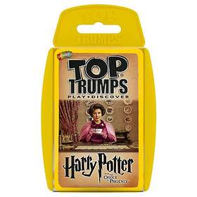 Top Trumps Harry Potter & The Order of the Phoenix
