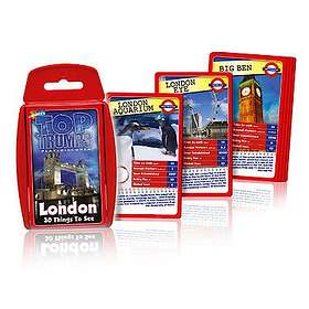 Top Trumps London 30 Things To See
