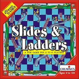 Classic Slide and Ladders