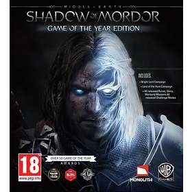 Middle-earth: Shadow of Mordor - Game of the Year Edition (PC)