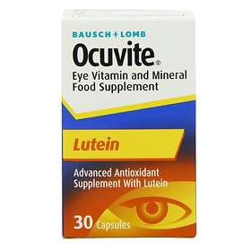 Bausch & Lomb Ocuvite Lutein 30 Capsules
