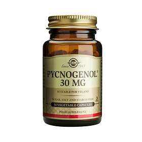 Solgar Pycnogenol 30mg Vegetable 30 Kapslar
