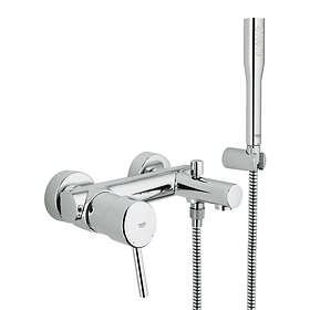 Grohe Concetto Badekarbatteri 32212001 (Krom)