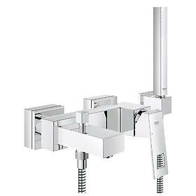 Grohe Eurocube Bathtub Mixer 23141000 (Chrome)